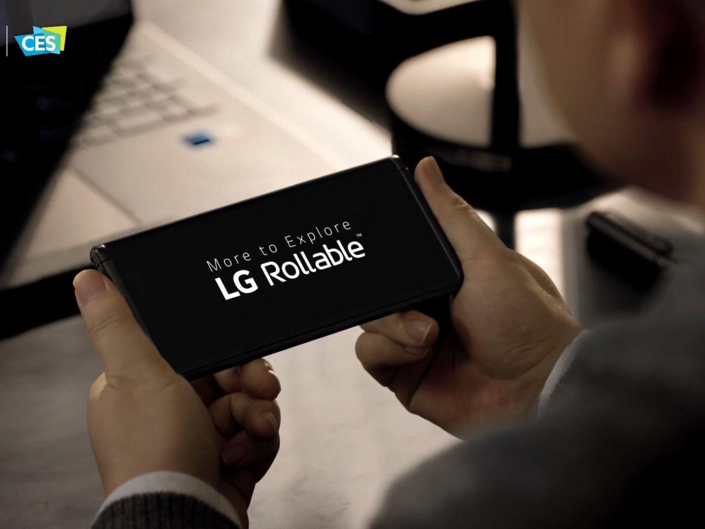 LG Electronics ha sido el más galardonado este CES 2021