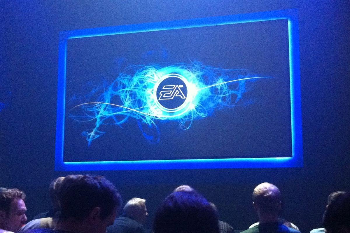 EA electronic arts logo