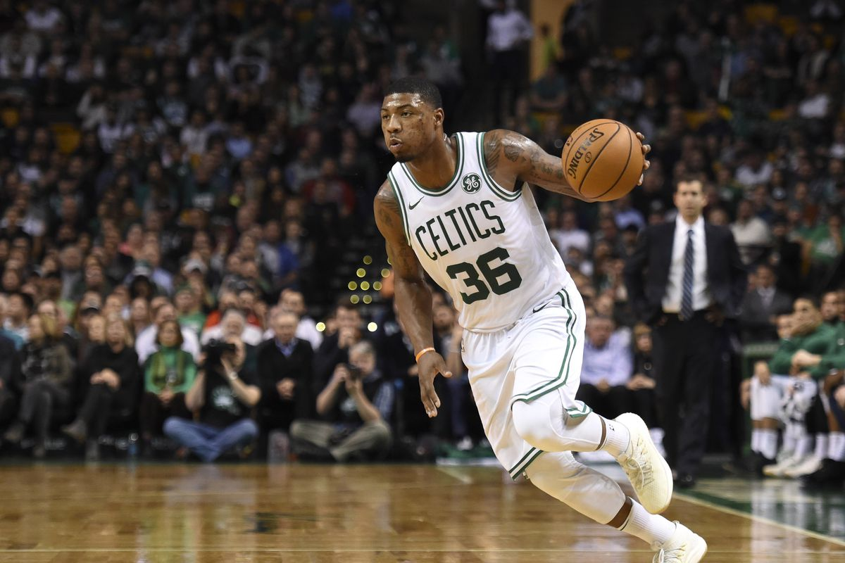 Image result for marcus smart usa today