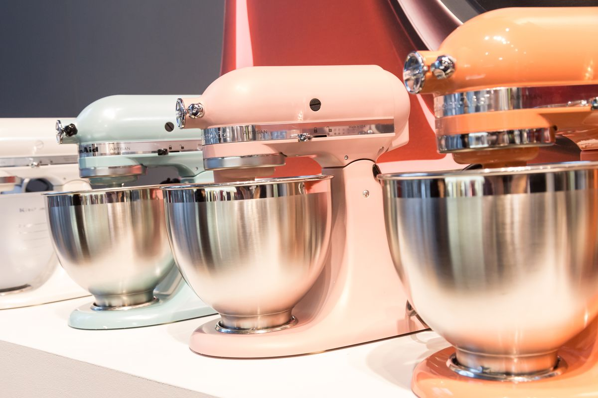 The Kitchenaid Mixer Why The Iconic Stand Mixer Is Seen As The Best Eater