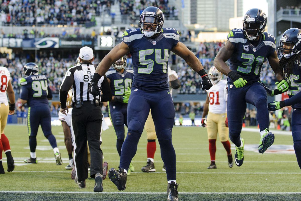 73d0af86da0 The Silent Heart  Bobby Wagner s quiet ascension to the top of the Seahawks  defense
