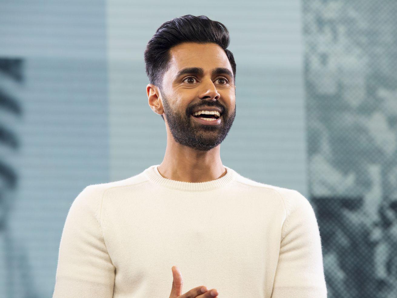 Hasan Minhaj's new show might just be what Netflix needs.