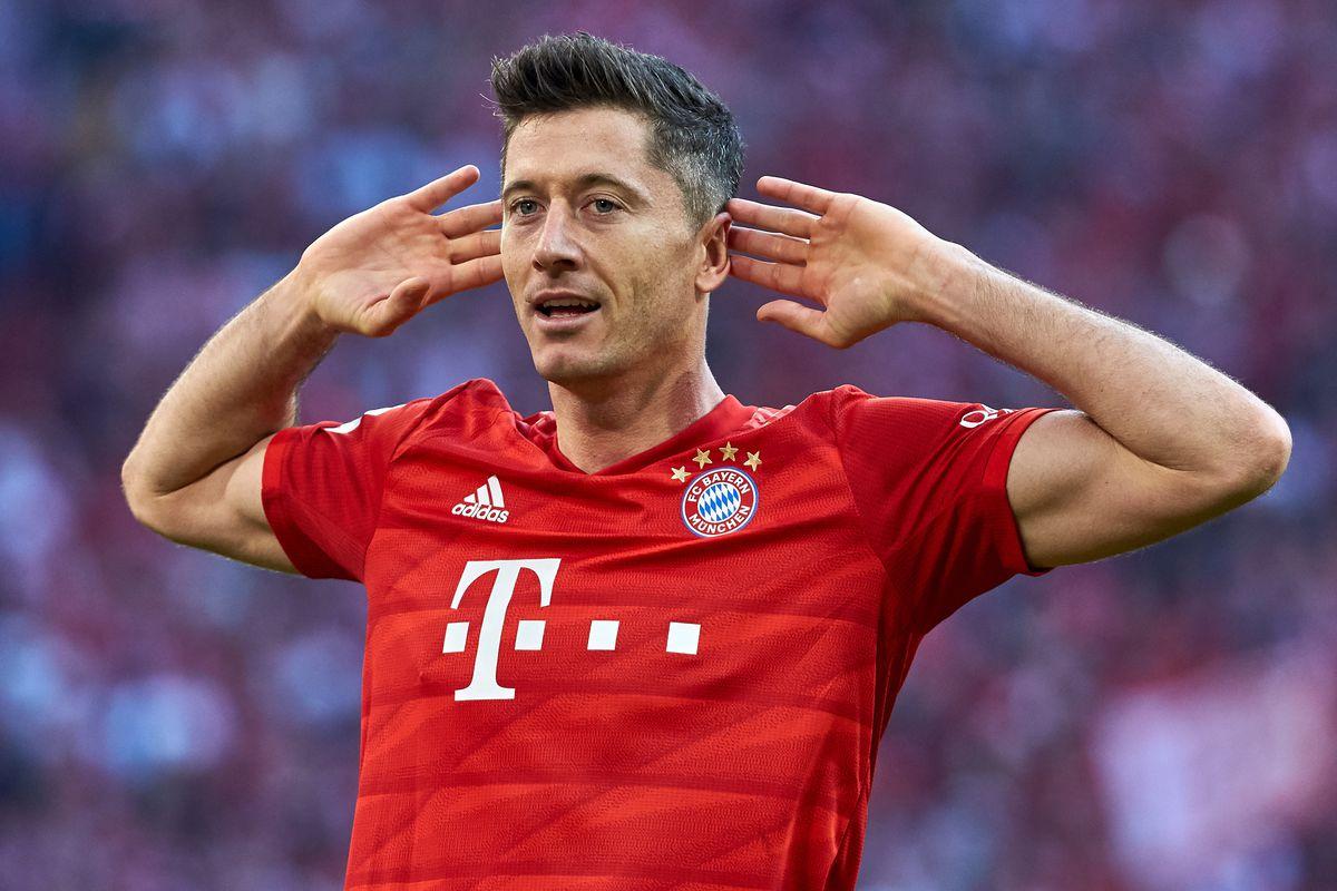 Robert Lewandowski - FC Bayern Muenchen - Champions League