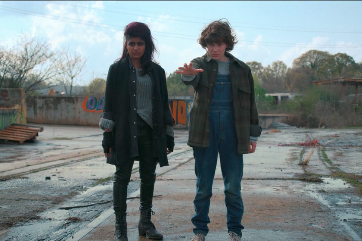 stranger things 2 s the lost sister was a welcome leap for the