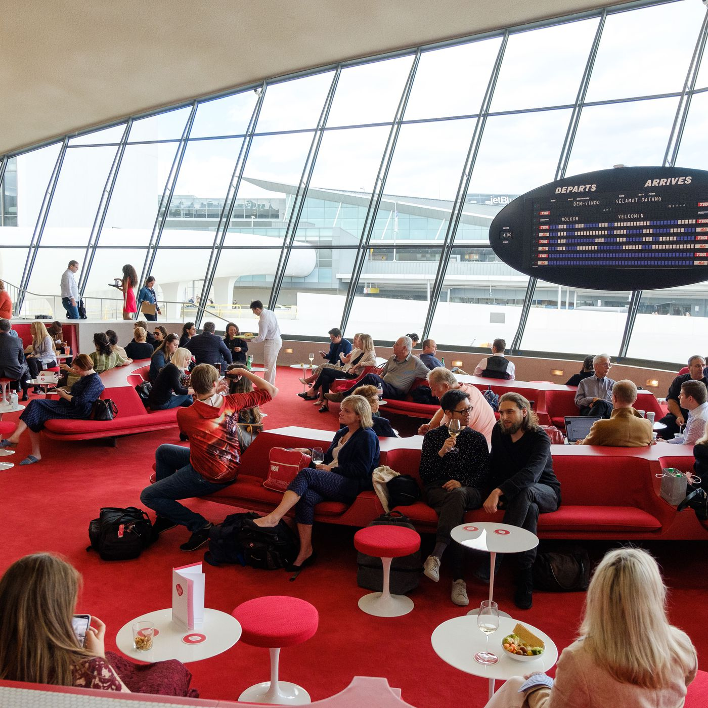 Where to Eat at John F. Kennedy Airport (JFK) - Eater NY