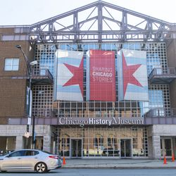 The Chicago History Museum in Old Town | Tyler LaRiviere/Sun-Times