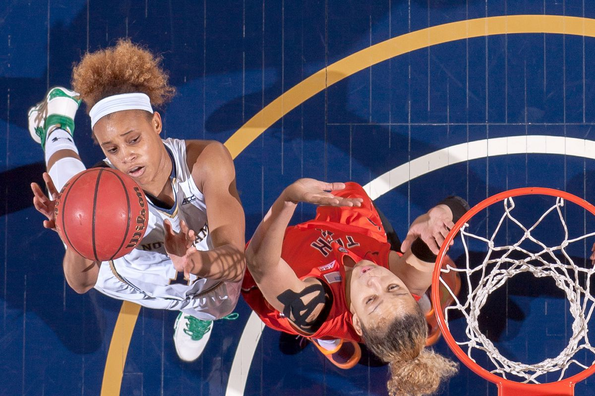 Also dominating this past week: Brianna Turner and no. 3 Irish women's basketball, with wins over Syracuse & Virginia Tech.