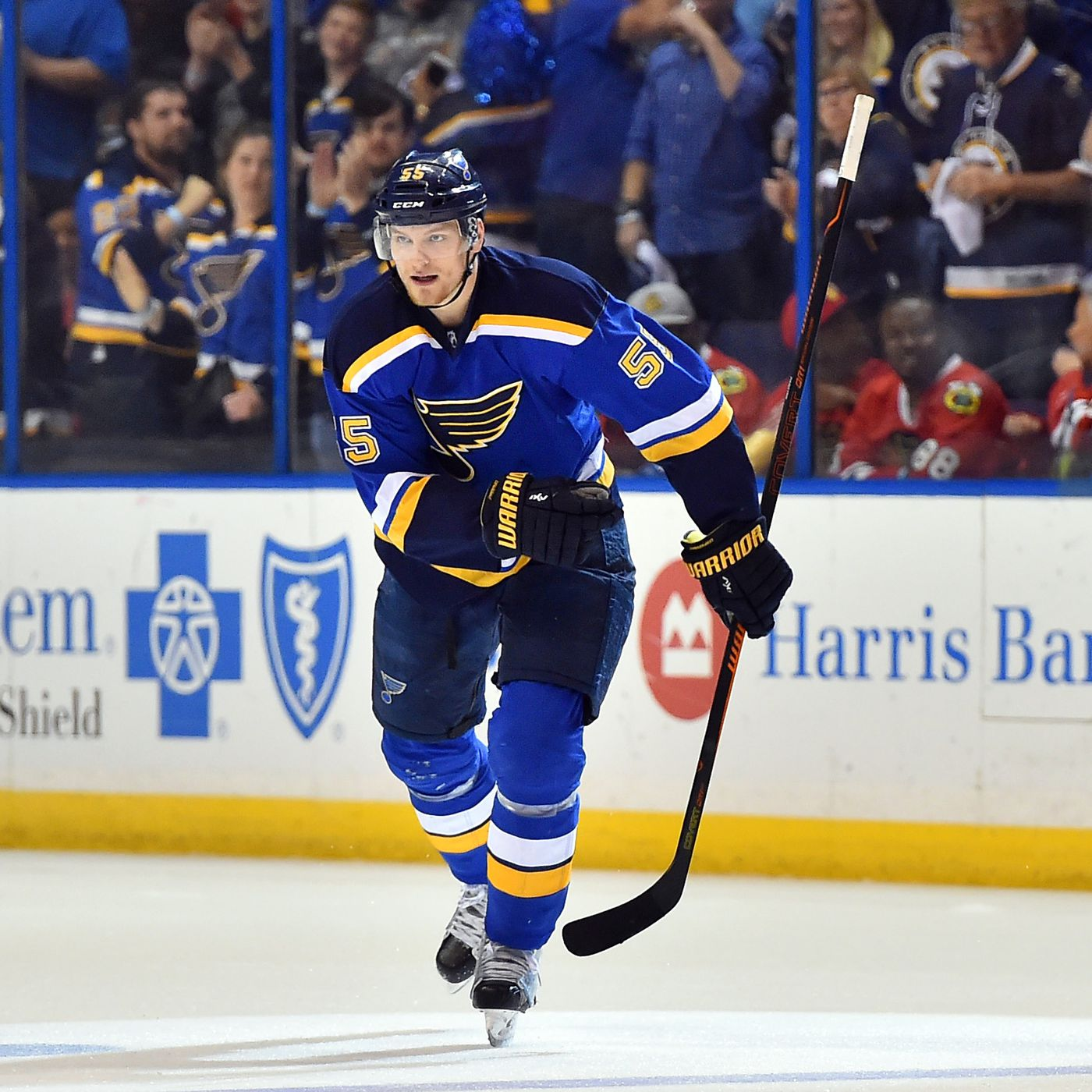 cb9d440b913 NHL s best players under age 25 for 2017  Colton Parayko ranks No. 20 on  the verge of greater responsibility