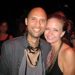 Andrae Ganzalo and Carol Hanna Whitfield