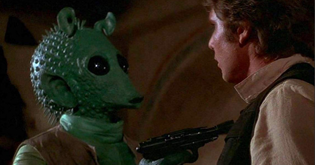 """The Disney+ edit of Star Wars changed the """"Han shot first"""" scene. Again."""