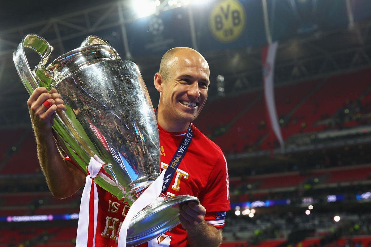 Video Arjen Robben Wins The 2013 UEFA Champions League