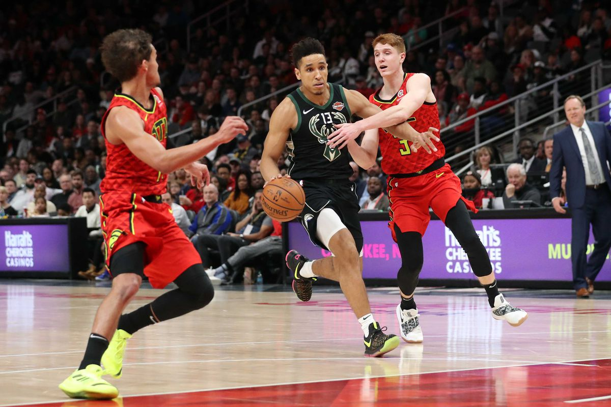ae8bf85d1c0 Why Kevin Huerter is the perfect backcourt mate for Trae Young ...