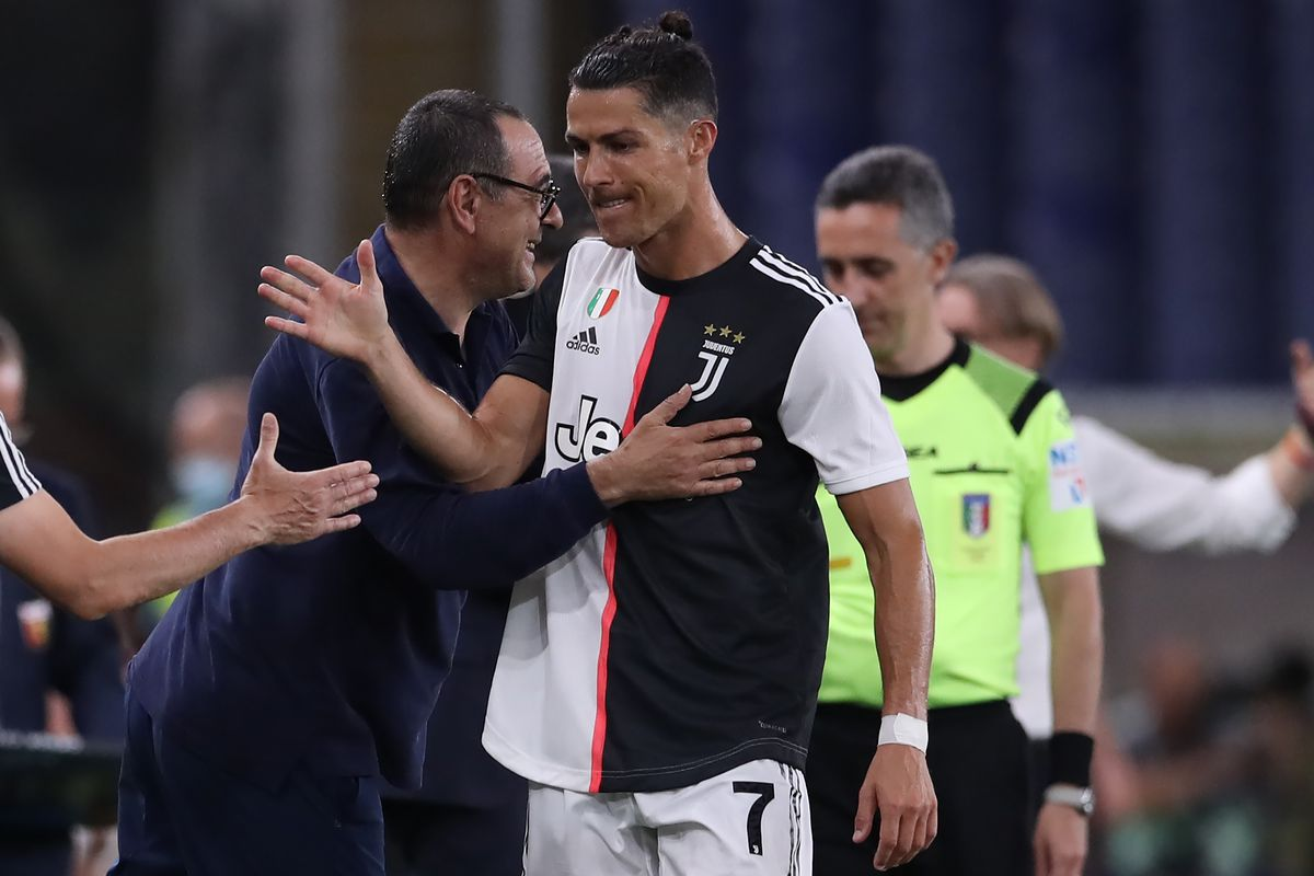 Sarri Dybala And Ronaldo Can Benefit From Each Other Black White Read All Over