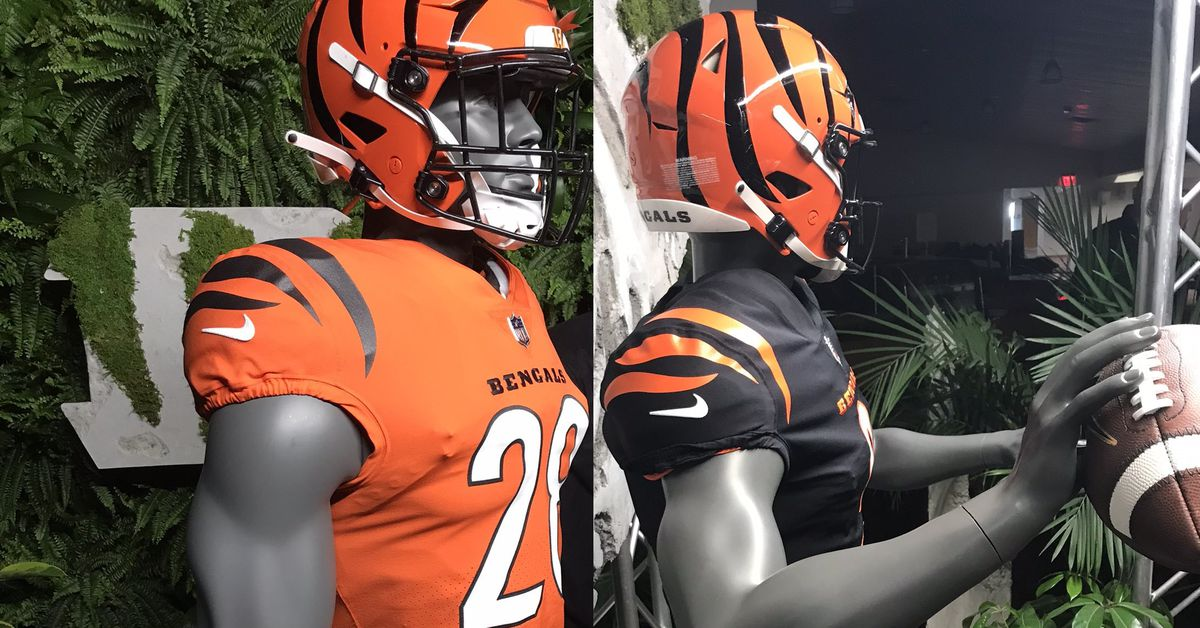 Bengals debut new uniforms: Everything to know