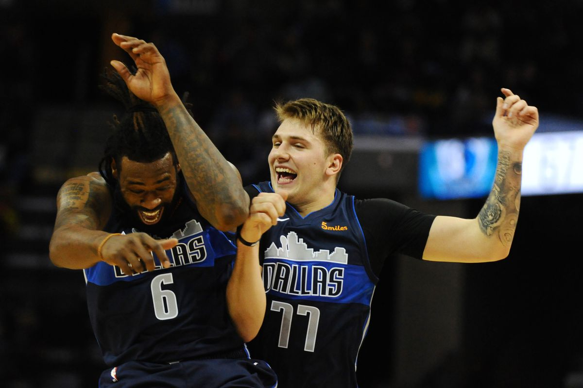 dallas mavericks mailbag the bench the starters and fortnite