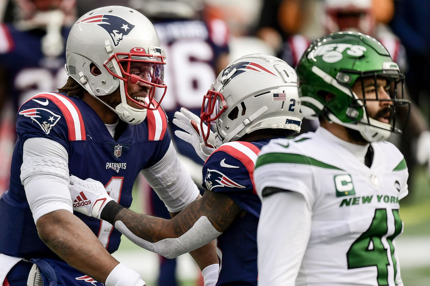NFL Week 17: Instant analysis from Patriots' 28-14 win over Jets - Pats  Pulpit
