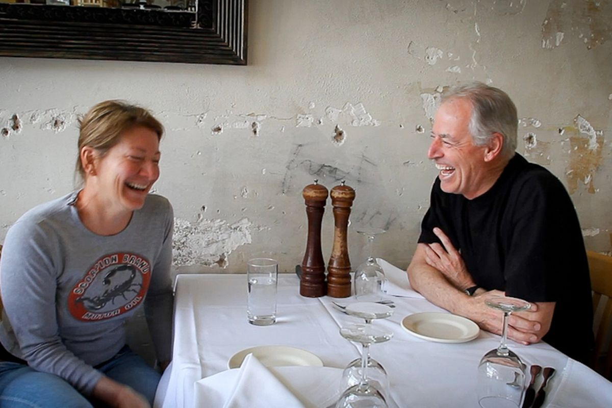 Teri Ripetto and her Father, co-owners of Potager