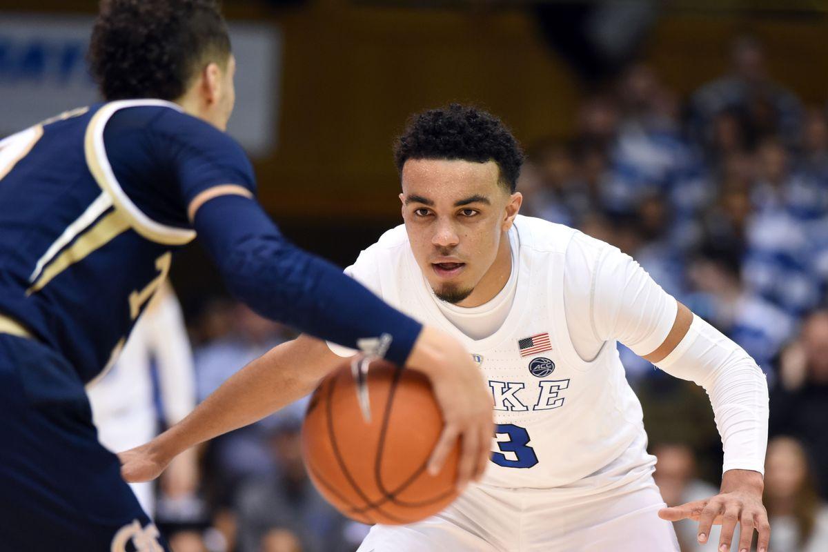 NCAA Basketball: Georgia Tech at Duke