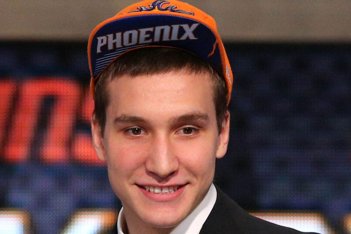 Phoenix Suns draft pick Bogdan Bogdanovic won't come to NBA for at least two years - Bright Side ...