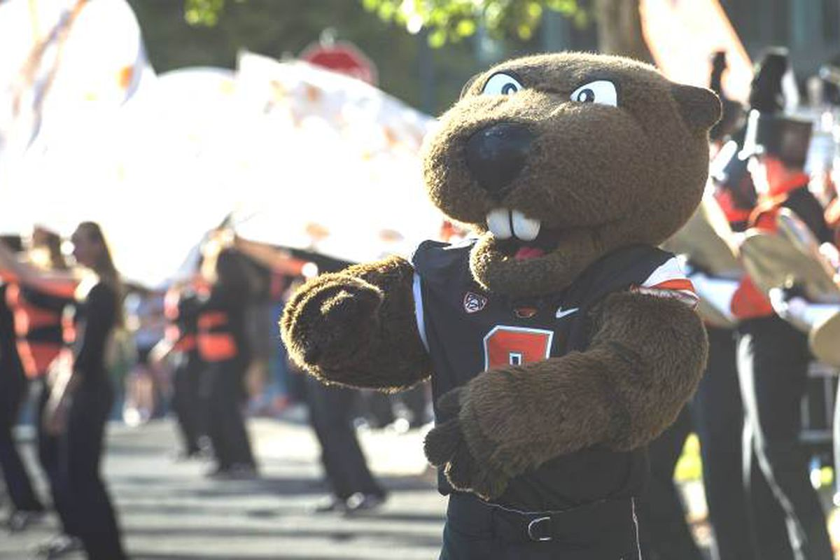 """Oregon St. has announced """"Family Fun Day"""" on Saturday, August 22."""