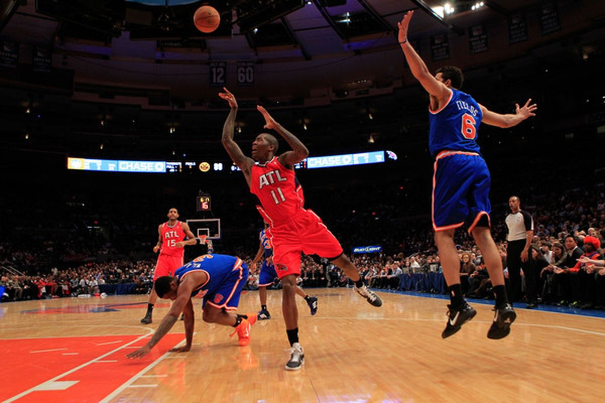 Returning to the Big Apple?  (Photo by Chris Trotman/Getty Images)
