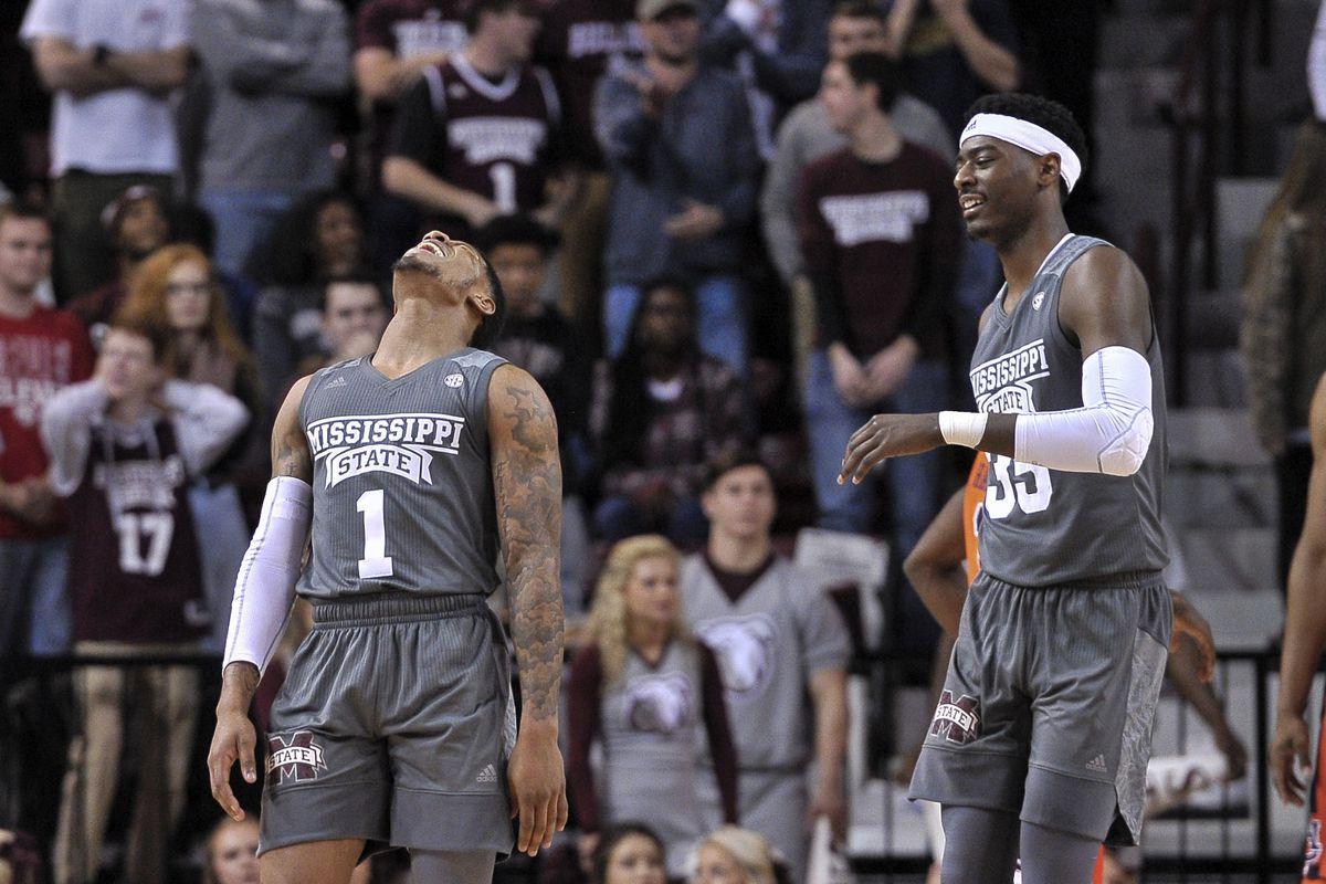 NCAA Basketball: Auburn at Mississippi State