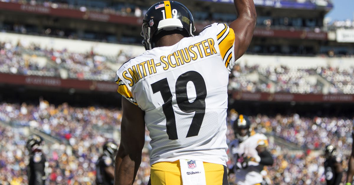 JuJu Smith-Schuster embraces being a leader, believes 'chemistry is on point'