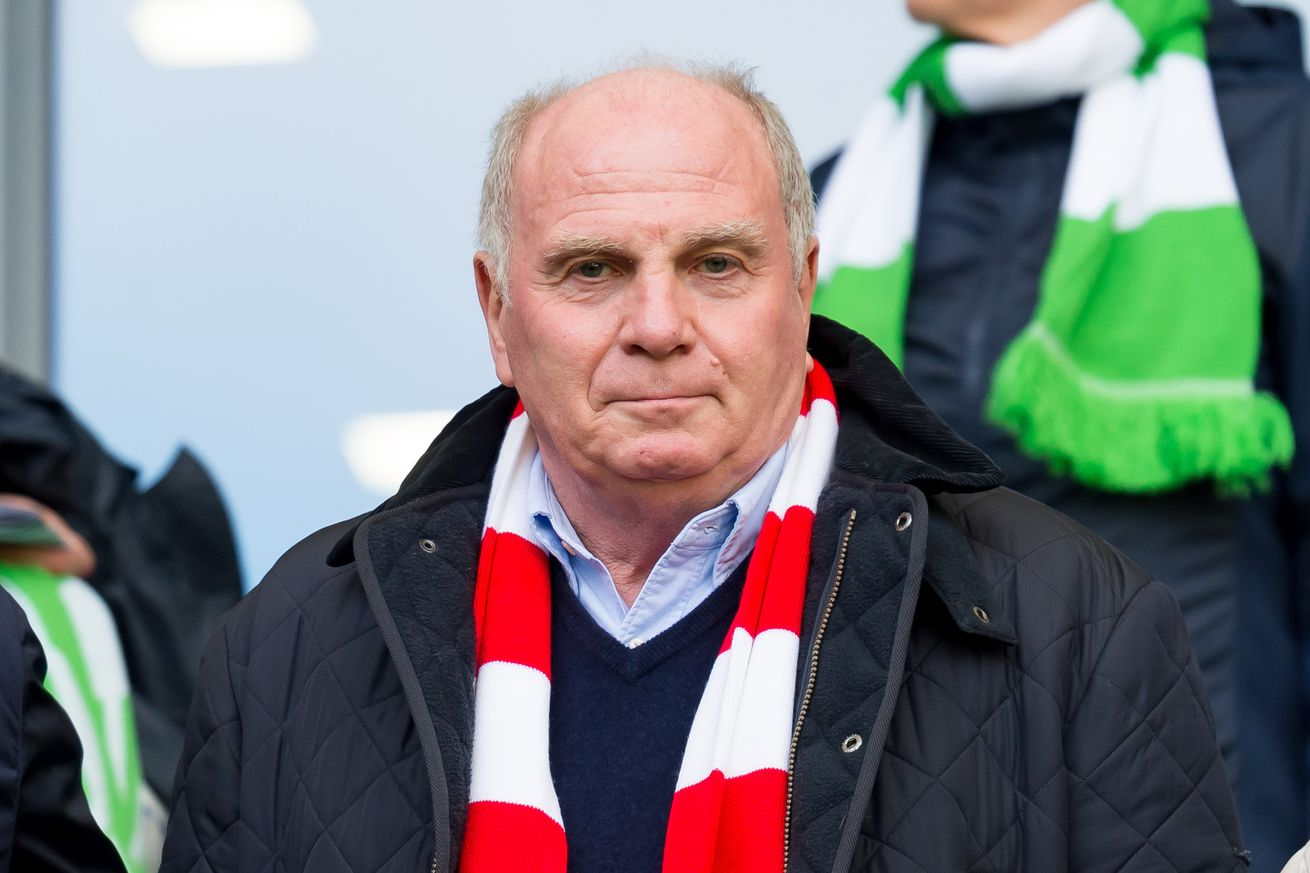 Uli Hoeness attacked for his criticism of Manchester City?s manipulation of Financial Fair Play