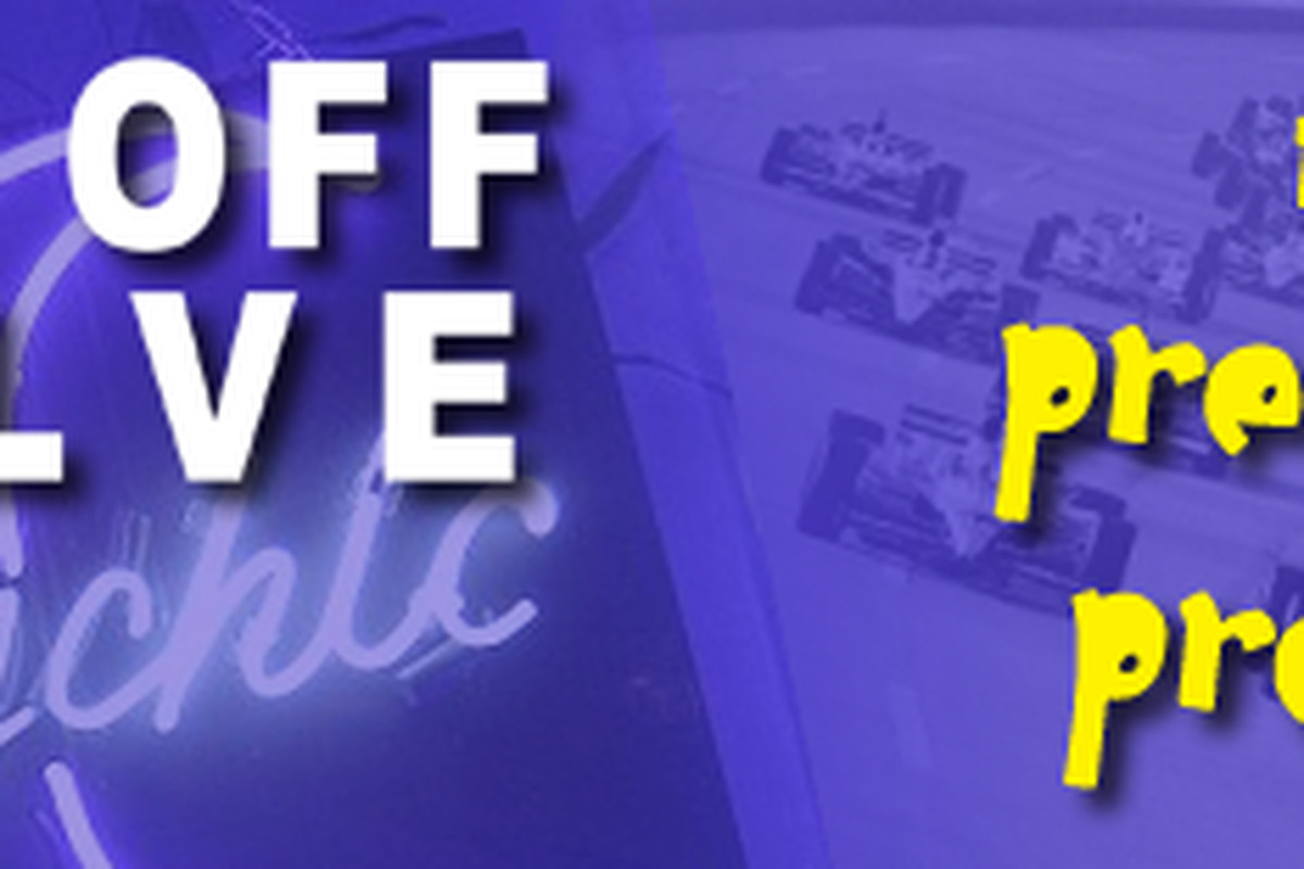 Friday Pre-Race Preview Header