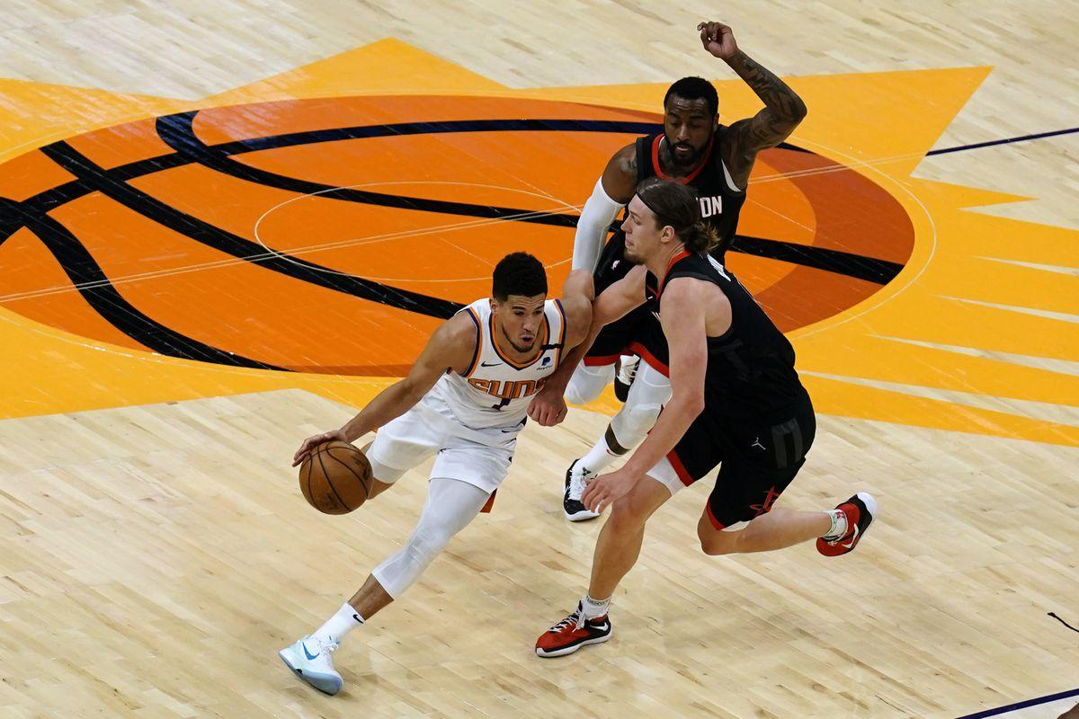 NBA: Houston Rockets at Phoenix Suns