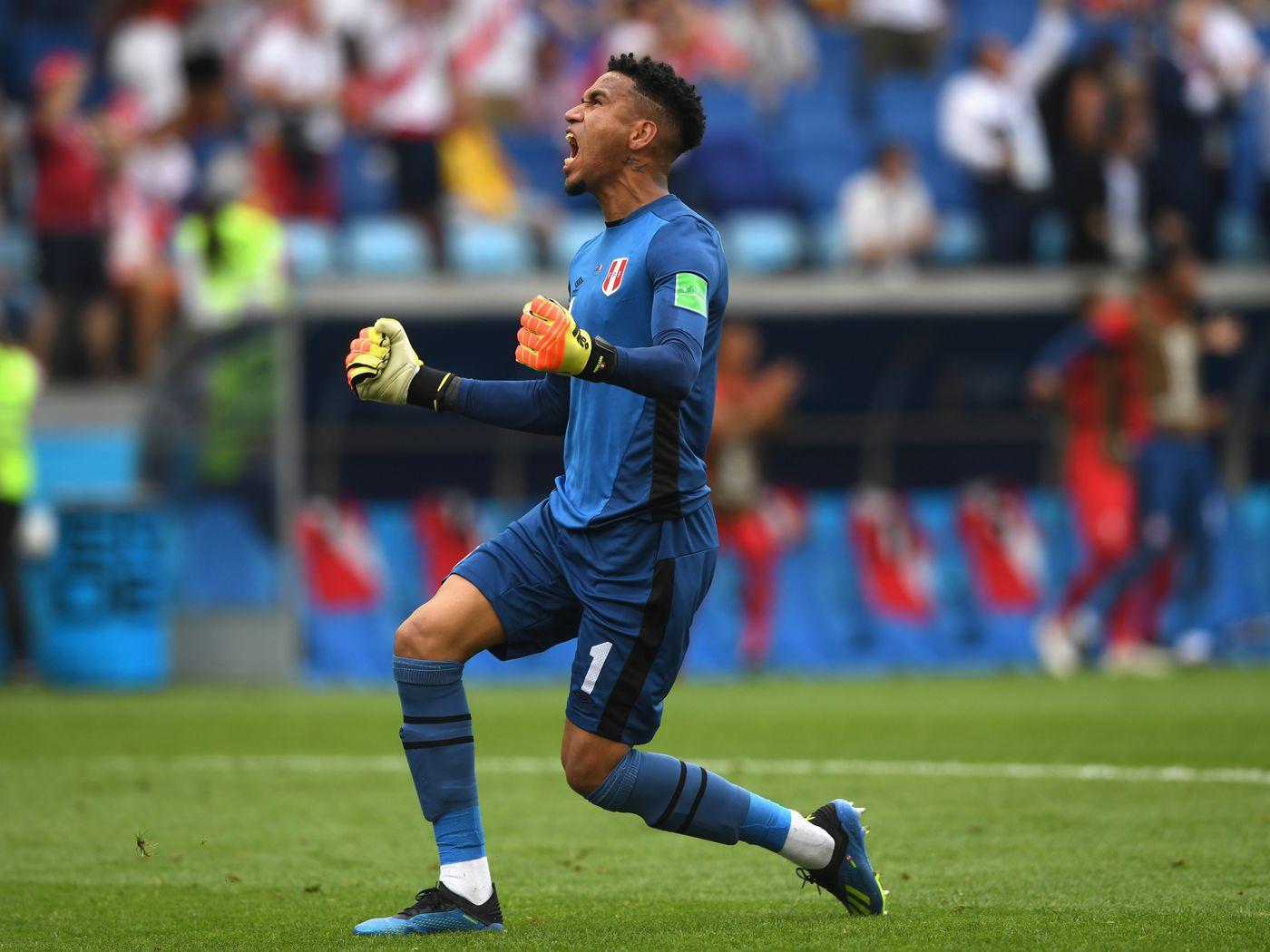 Major Link Soccer Peru Plays For Pride Sounder At Heart