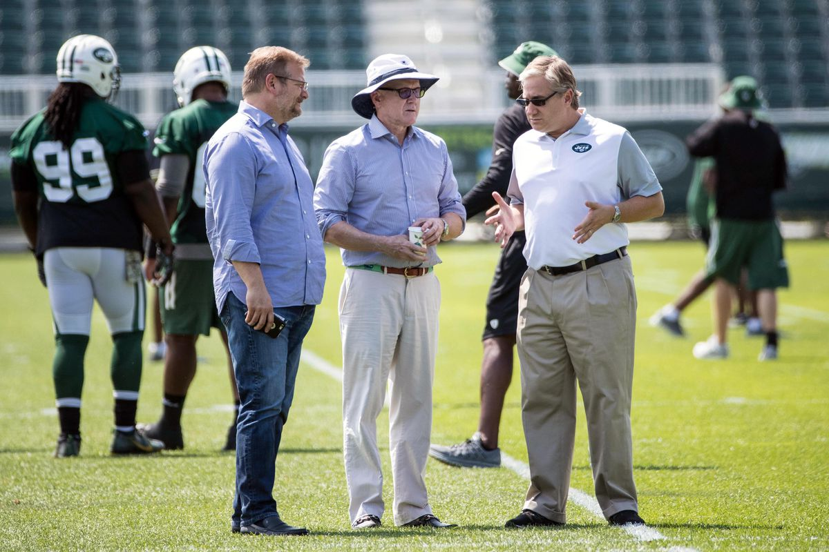 Neil Glat Stepping Down As President Of The New York Jets