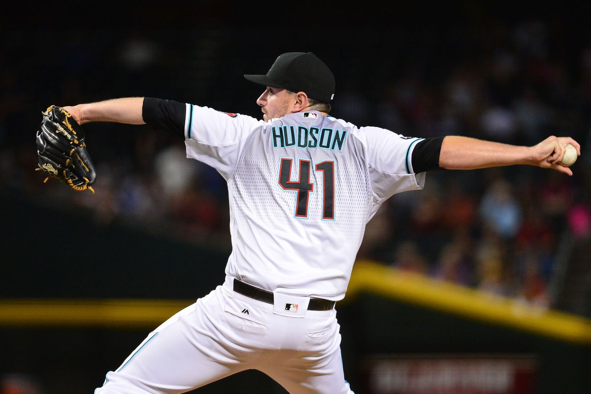 Daniel Hudson is one of a number of players who could be waiting for their market to pick up as the top bullpen arms are signed.