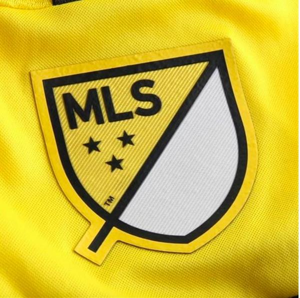 Columbus Crew SC Jersey MLS Logo