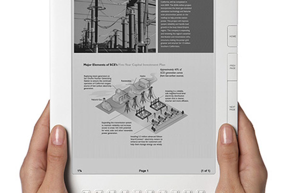 """via <a href=""""http://news.cnet.com/i/tim//2010/04/29/kindle-dx.jpg"""">news.cnet.com</a>"""