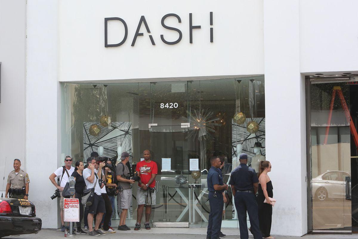 Dash Melrose is a paparazzi hangout.