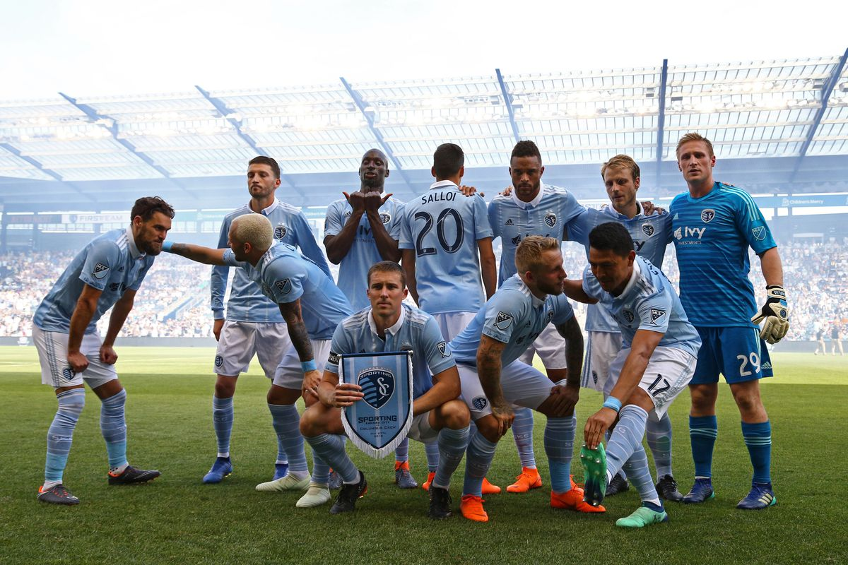 the best attitude 93db0 02954 Final 2018 Sporting KC Roster - The Blue Testament