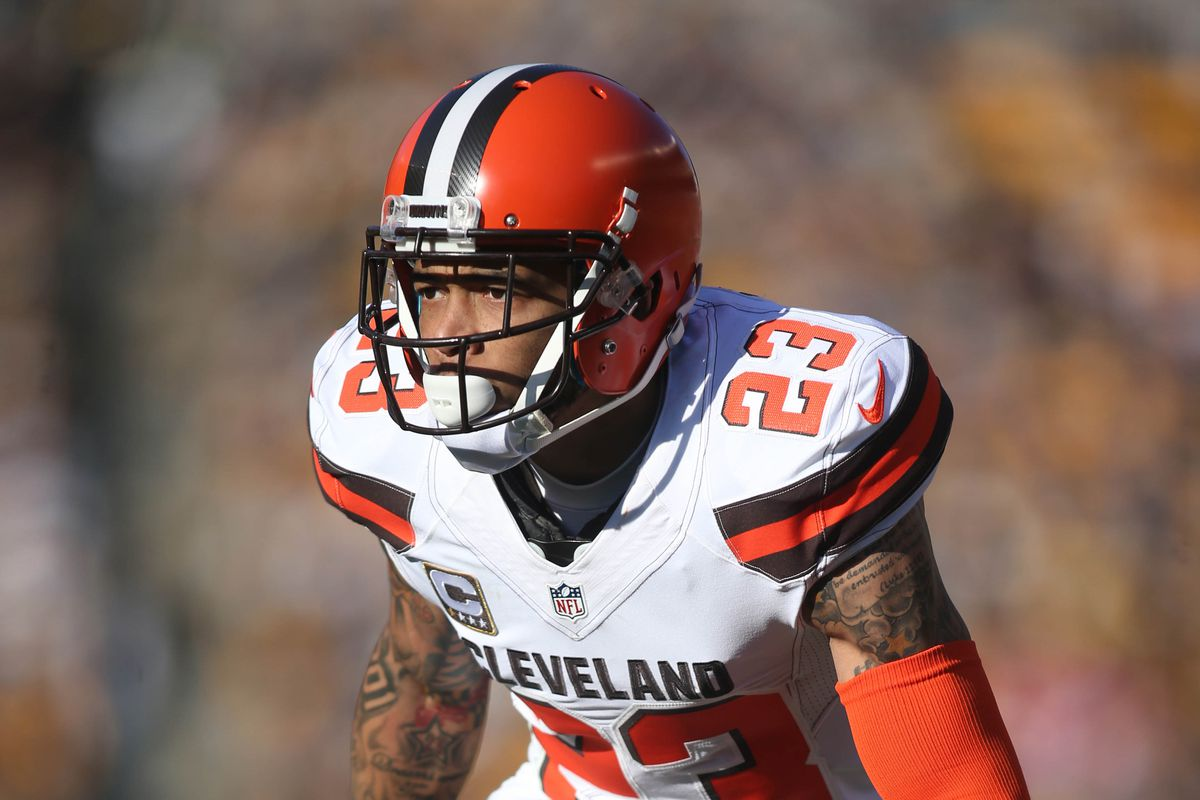 With the Browns looking to shop CB Joe Haden should the Steelers