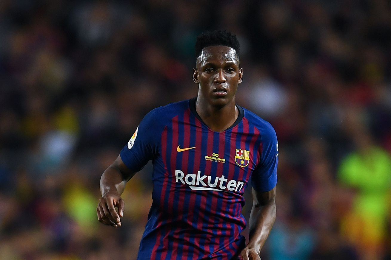 Keep, Loan or sell  - Yerry Mina