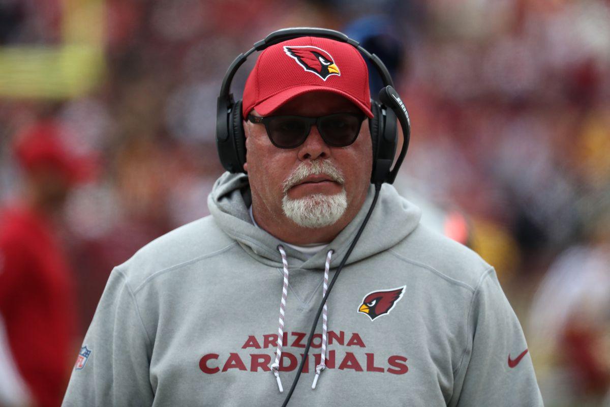 Arizona Cardinals v Washington Redskins