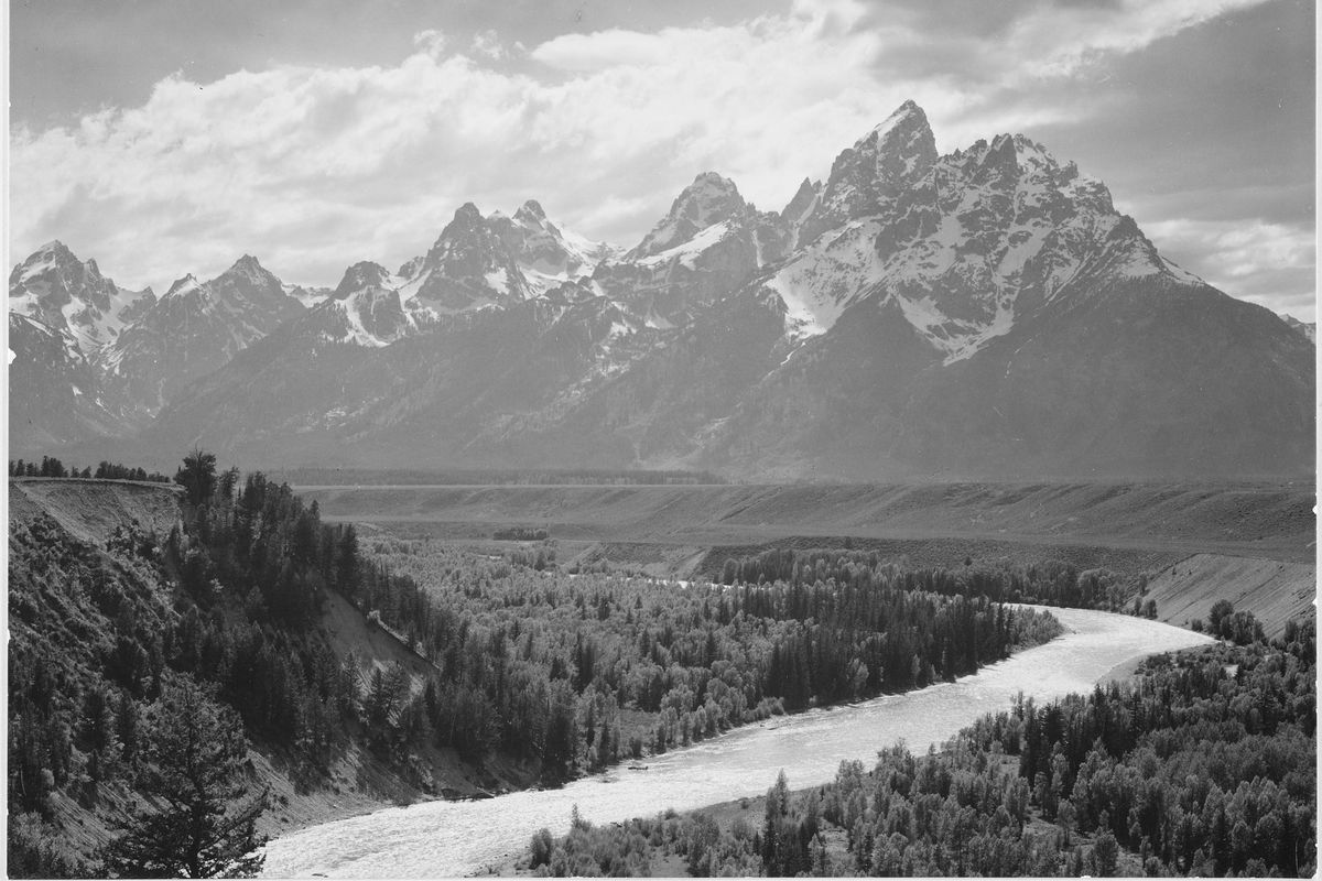 Ansel Adams Is One Of The Most Renowned Photographers All Time And His Famous Work Was Stunning Large Format Monochrome Landscape Photography