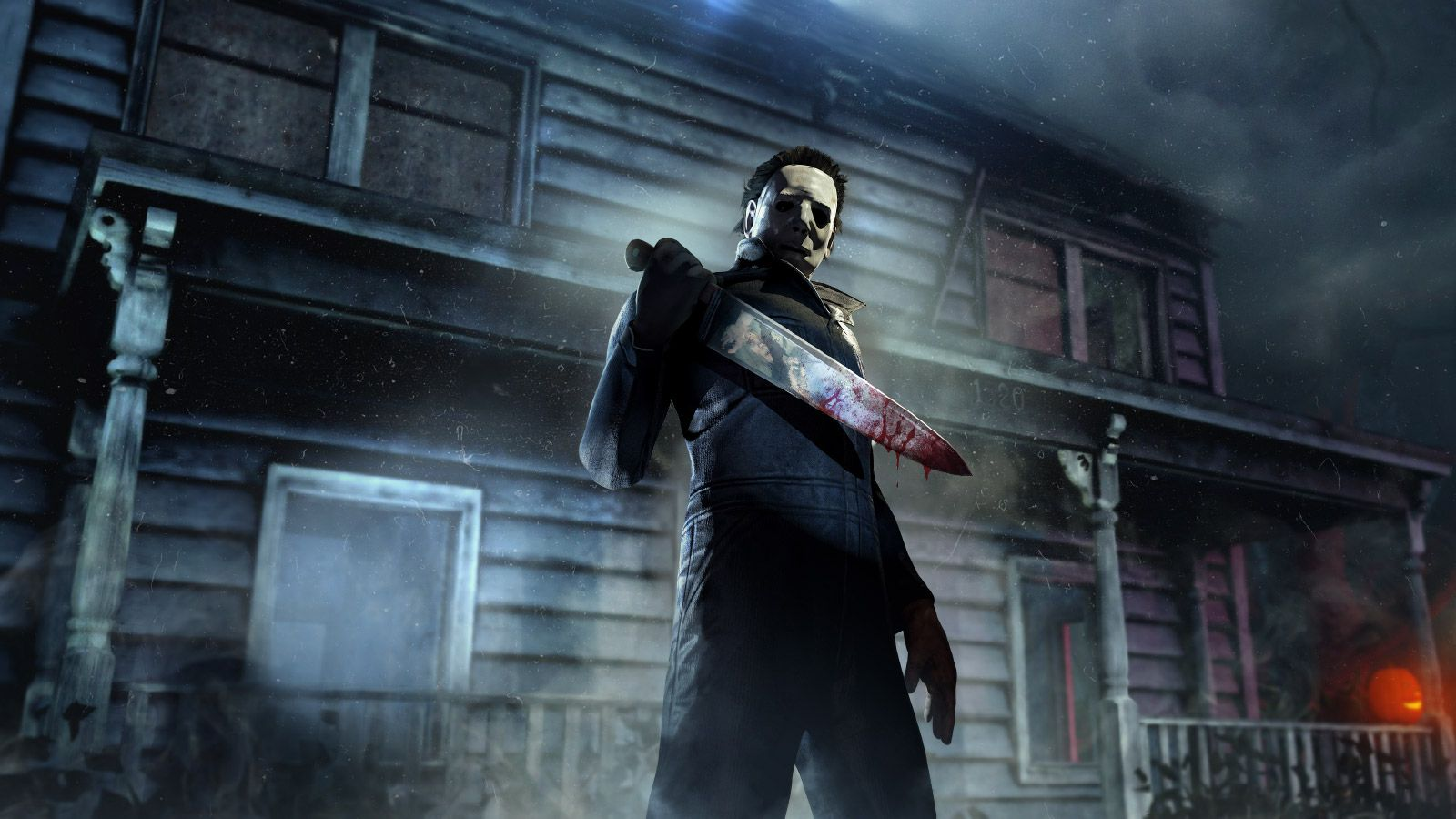 halloweens michael myers coming to dead by daylight polygon - Halloween Video Game Michael Myers