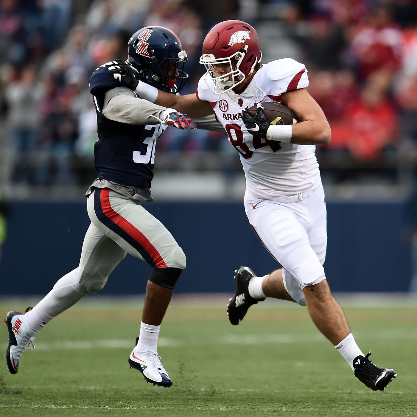 new product baf79 5d20b Ole Miss football preview 2016: Youth at safety leaves a lot ...