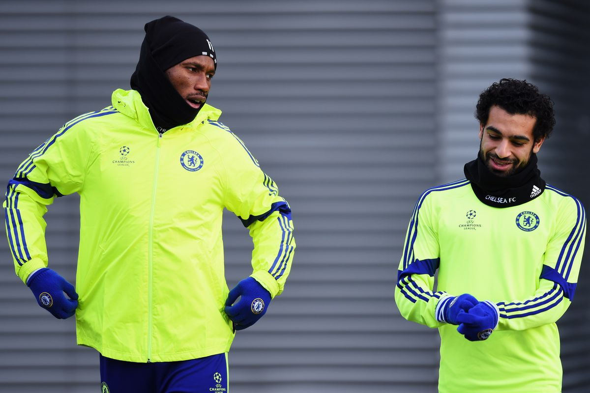 Chelsea FC Training and Press Conference