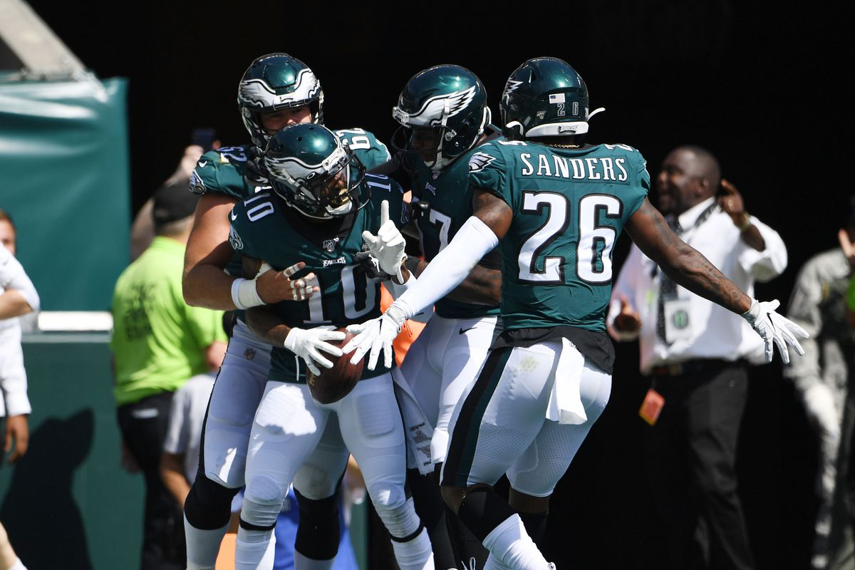 Philadelphia Eagles Fantasy Football Team Preview Fake Teams