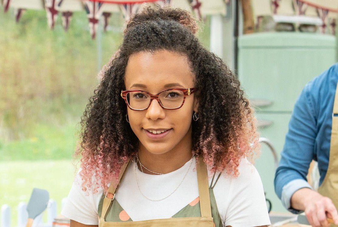 Amelia, a contestant on Great British Bake Off 2019