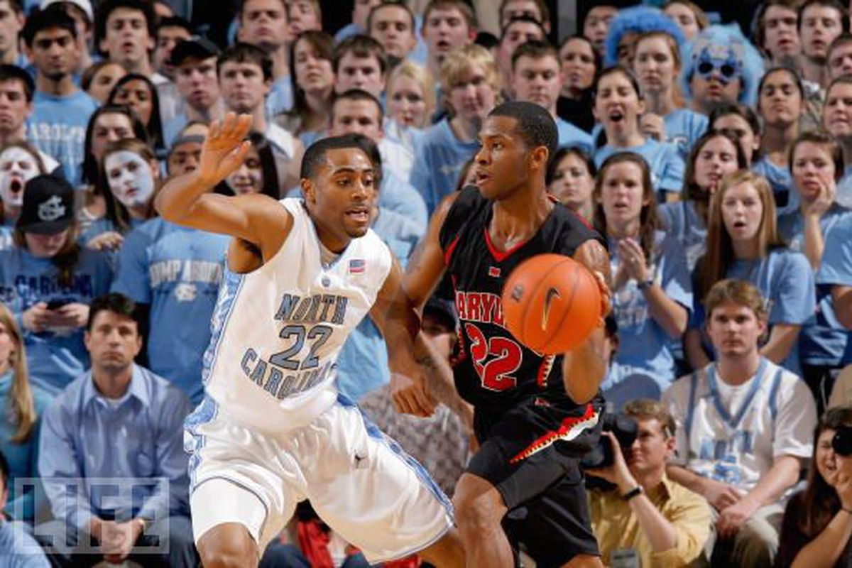 If the Terps go with four guards, does that mean this guy's back in the starting lineup?