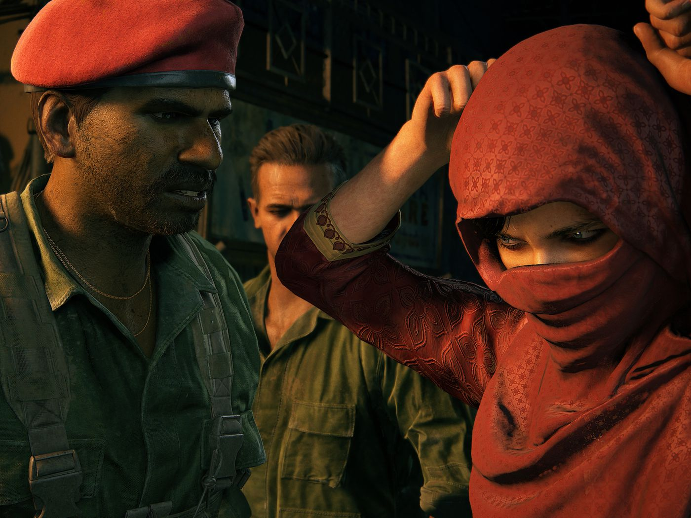 Uncharted The Lost Legacy Is Coming From Naughty Dog Polygon