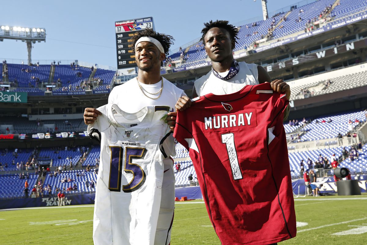online store a133a cfc32 Oklahoma Football in the NFL: Kyler Murray reunites with ...