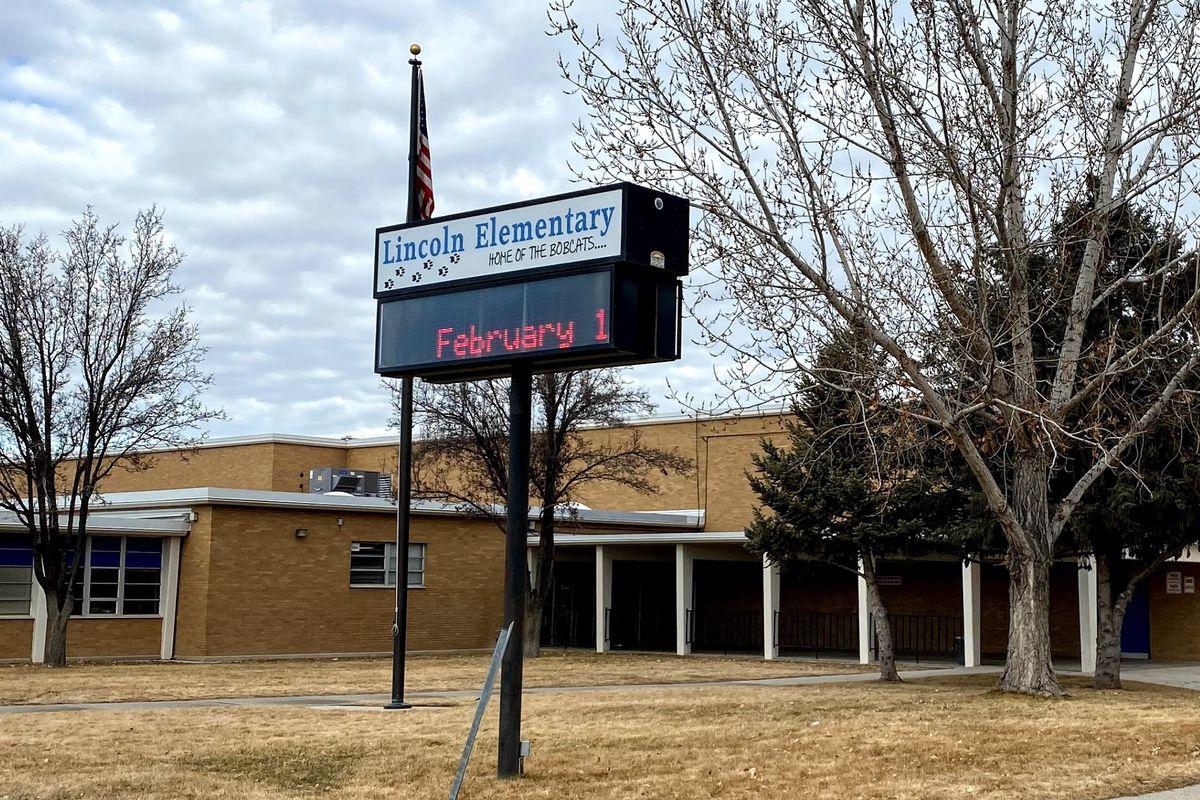 Washington Elementary School at 420 N. 200 West in Salt Lake City.